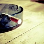 Palenie szlugów jest pewnym z bardziej zgubnych nałogów